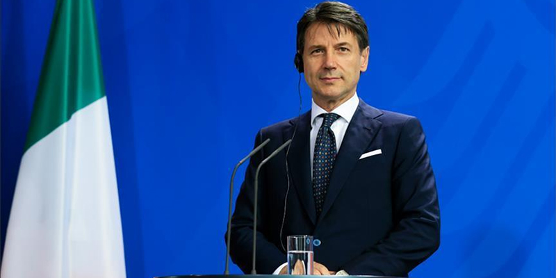 رئيس الوزراء الإيطالي يهاجم فرنسا ويعارض الانتخابات بليبيا في ديسمبر