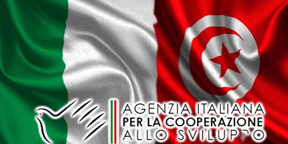 Coopération italo-tunisienne pour le développement : un nouvel accord pour la période 2021-2023