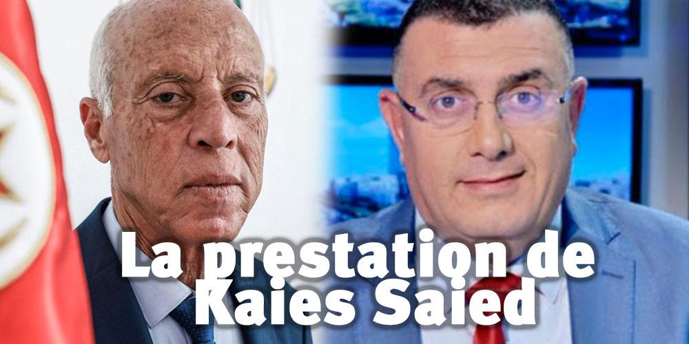 Saied va générer l'isolement politique de la Tunisie selon Elloumi