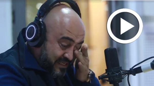 En vidéo : Les larmes de Jaafar Guesmi après la rumeur de sa mort