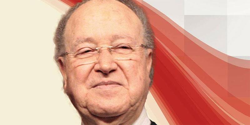 مصطفى بن جعفر يدعو للتصويت للمرشح قيس سعيد
