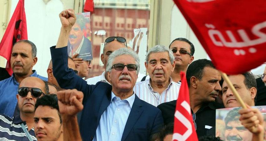 الجبهة الشعبية تؤكد عدم الرضا عن نتائجها في الانتخابات البلدية