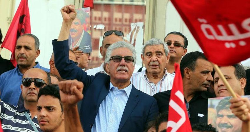 الجبهة الشعبية تدعو إلى تشكيل حكومة جديدة