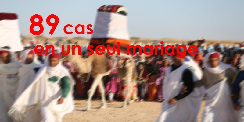 Nissaf Ben Alaya : un mariage dans le sud a causé 89 cas de coronavirus