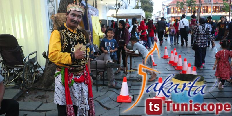 En vidéo : Jakarta, comme vous ne l'avez jamais vue…