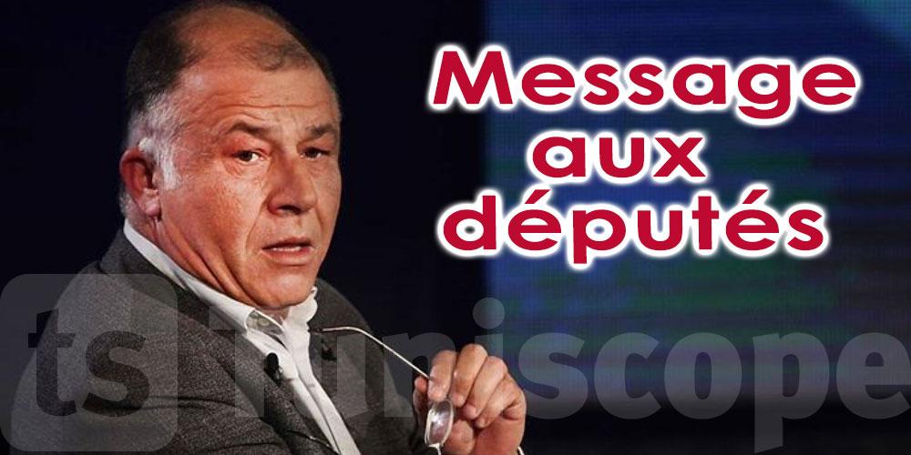 Néji Jalloul appelle à ne pas voter la confiance au gouvernement de Mechichi