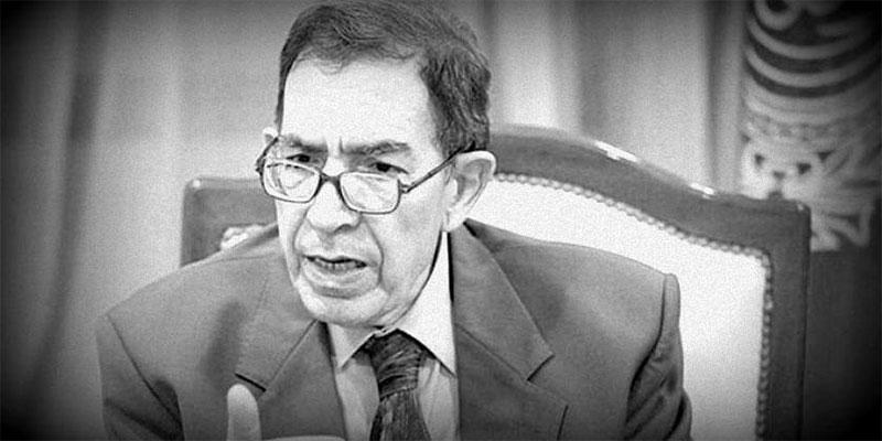وزارة الشؤون الخارجية تنعى صلاح الدين الجمالي المبعوث الحالي للأمين العام للجامعة العربية الى ليبيا