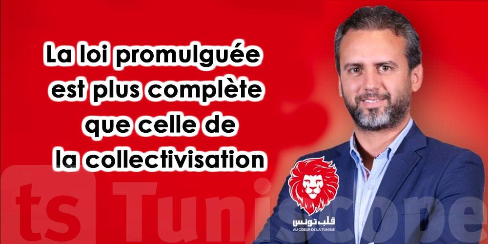 Jaouher Mghirbi : l'économie sociale et solidaire a commencé avec la collectivisation