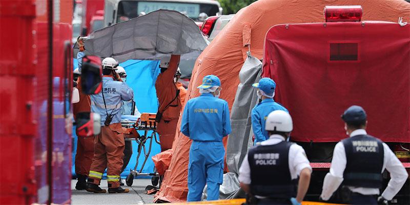Attaque au couteau au Japon contre des écolières, 2 morts et 16 blessés