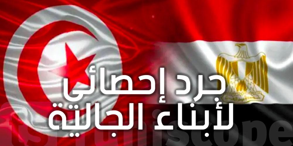 سّفارة تونس بالقاهرة تعتزم بجرد إحصائي لأبناء الجالية