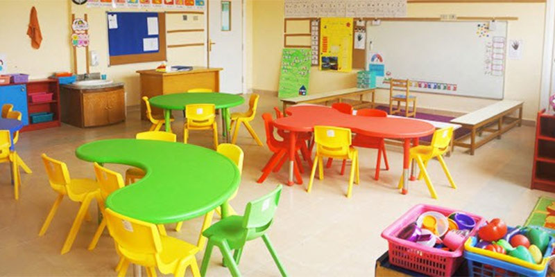إجراءات إستثنائية للعاملين في رياض و محاضن الأطفال