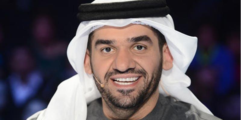 أزمة صحية تصيب حسين الجسمي بالشلل؟