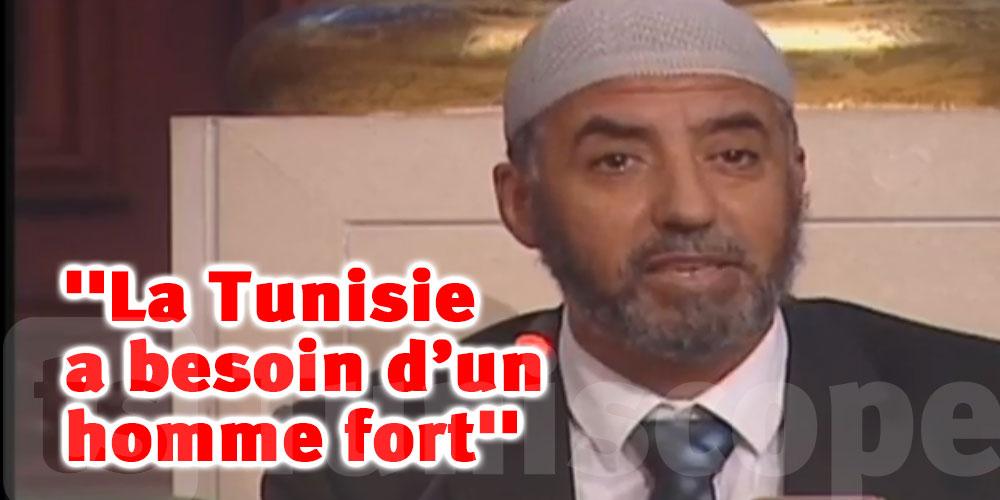 La Tunisie a besoin d'un homme fort
