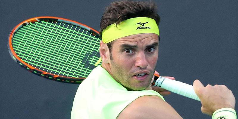 التصنيف الجديد للاعبي التنس المحترفين: مالك الجزيري يتراجع 6 مراكز
