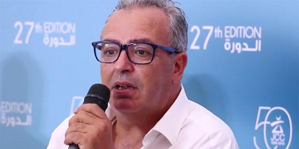Amer et triste, Ibrahim Letaief présente sa démission des JCC