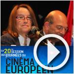 Démarrage de la 20e session des Journées du Cinéma Européen