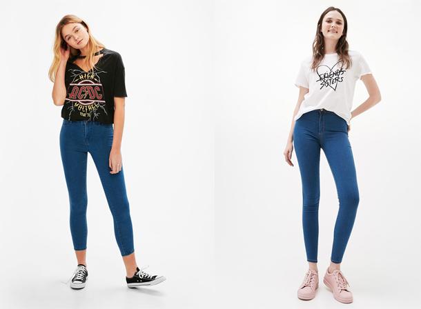 4 jeans à moins de 50 dinars à shopper dès maintenant