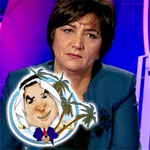 En vidéo : Fidèle à ses principes, Samia Abbou a tenu tête à Ben Ali