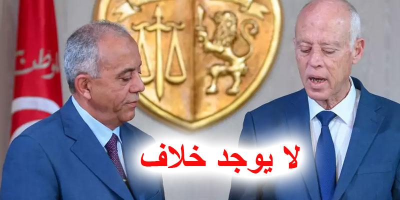 المكلف بالإعلام لدى حبيب الجملي: لا يوجد خلاف مع رئيس الجمهورية