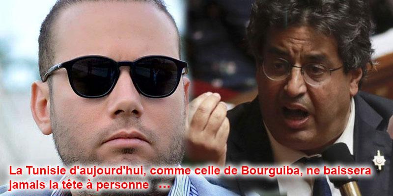 Hussein Jenayah recadre Meyer Habib, pour avoir appelé au boycott de la Tunisie