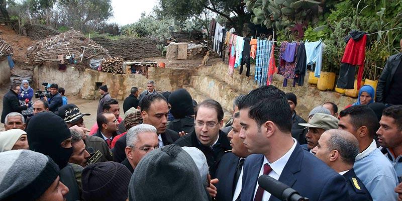 Les aides ont pris en compte toutes les familles de Douar Mechouara, d'après le gouverneur de Jendouba