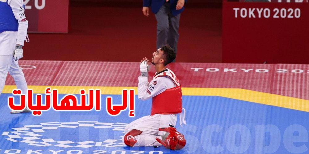 الاولمبياد: محمد خليل الجندوبي يضمن أول ميدالية لتونس