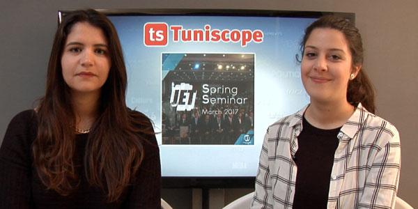 En vidéo : Tous les détails sur l'évènement ''JET Spring Seminar'' organisé par Junior Enterprises of Tunisia