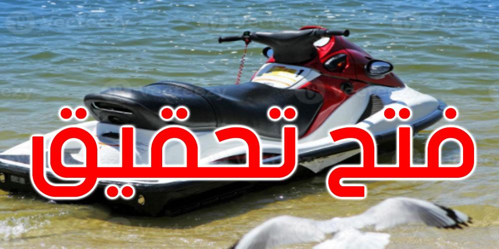 نابل: مزلجة مائية تقتل كهلا في شاطئ تازركة