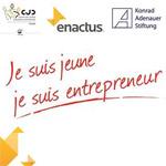 Je suis Jeune Je suis Entrepreneur thème de la conférence Enactus de ce 11 avril