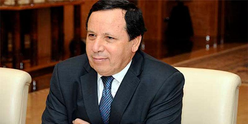 La Tunisie risque d'être incluse par l'UE dans des listes noires similaires à celle des paradis fiscaux, selon Jhinaoui<