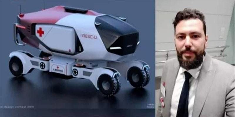 Un designer tunisien dessine les plus belles courbes de voiture au Japon