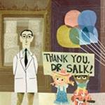 Google célèbre le 100ème anniversaire de Jonas Salk