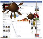 Oh mon dieu, Tris a braqué mon compte Facebook !!!