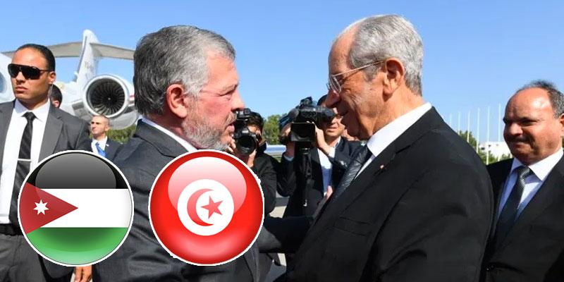 الأردن تقرر إعفاء التونسيين من الحصول على تأشيرة الدخول