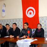 Des journalistes en grève de la faim d'un jour