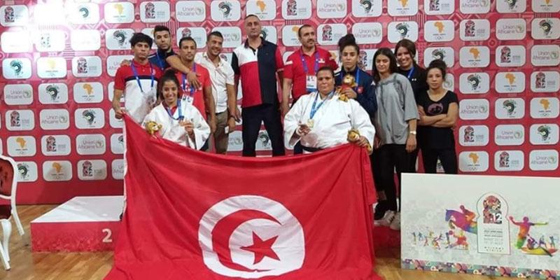 الألعاب الإفريقية المغرب 2019: تونس تحصد 8 ميداليات في الجودو