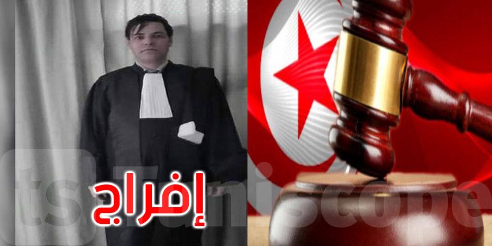 الإفراج عن القاضي المعزول المكي بن عمار