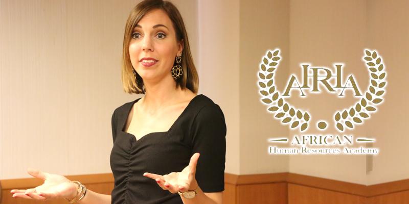 En vidéos : Les conseils de Julie Terreur pour valoriser son image professionnelle