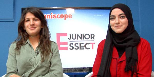 En vidéo : Tous les détails sur la campagne de recrutement lancée par Junior ESSEC