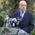 Point de presse d'Alain Juppé à propos des relations Tuniso-Françaises