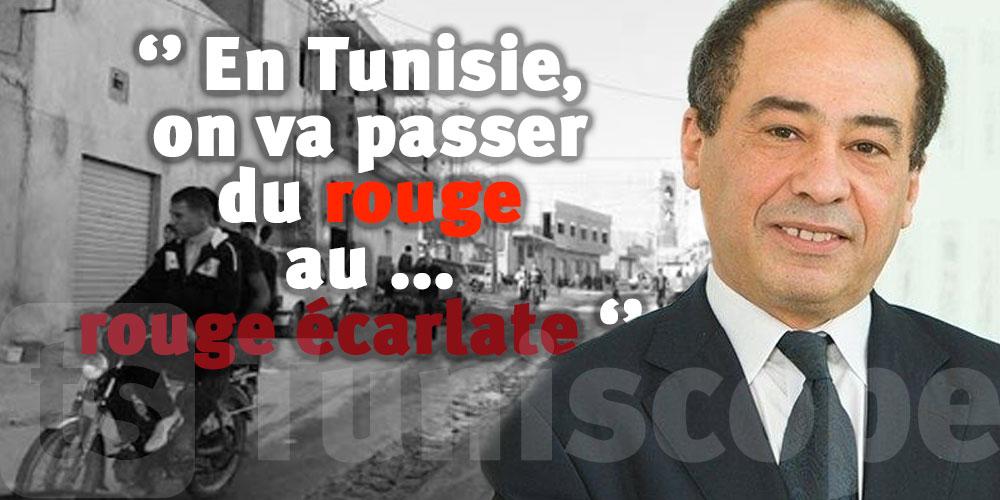 Les revenus de chaque individu vont baisser de 4,3%, selon un expert tunisien