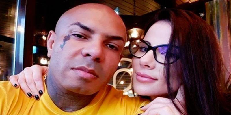 En photo : Nessrine Ben Ali et K2rym se sont fait un tatouage de couple