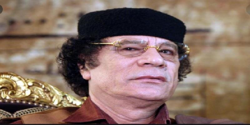 ترامب يصدر قرارا جديدا بشأن عائلة القذافي في ليبيا
