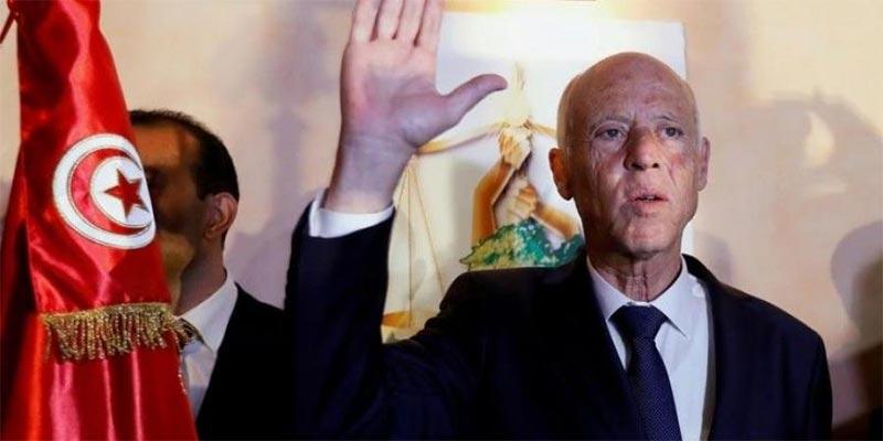 En vidéo : Kaîs Saîed s'engage à respecter la Constitution et la primauté de la loi