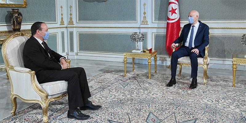 ماذا في لقاء رئيس الجمهورية بوزير الشؤون الاجتماعية ؟