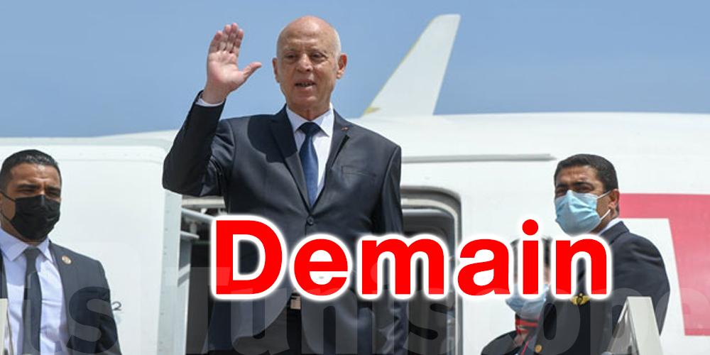 Tunisie : La prochaine destination de Saied