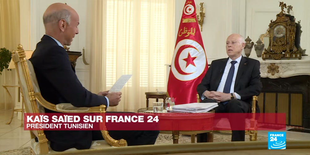En vidéo: La faute de Rached Ghannouchi