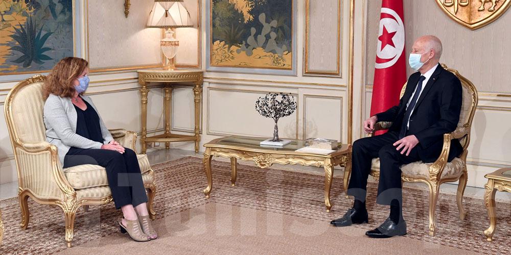 La Tunisie menacée par la guerre en Libye selon la représentante de l'ONU