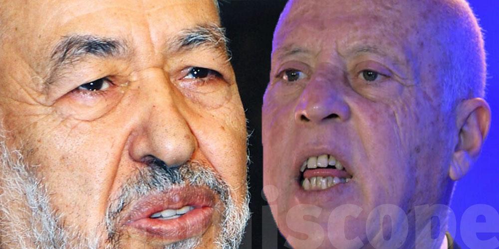 Ghannouchi appelle les Tunisiens à sortir dans la rue
