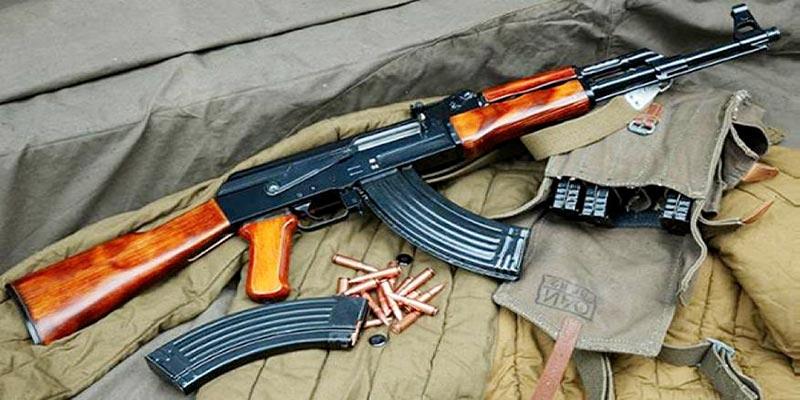 Une arme kalachnikov et 31 balles trouvées à Ben Guerdane